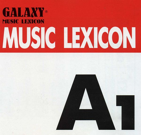 Galaxy Music Lexicon